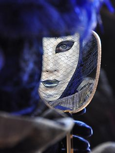 Italian Masquerade ~ Vanità di Vanità / Vanity 'of Vanity'