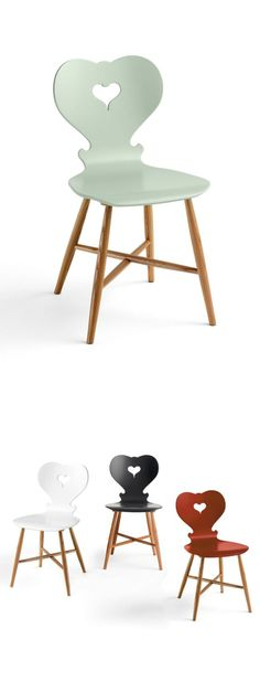 Trix Chair by Schmidinger Möbelbau #furnituredesign