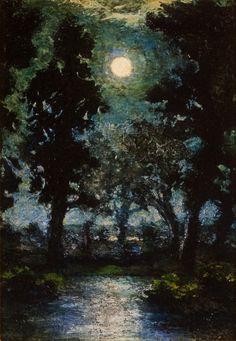 Eternal Orb by Ralph Albert Blakelock