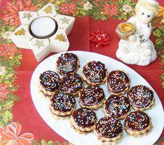 Bámulatos csokoládéhabbal töltött karácsonyi csokis süti, tej nélkül! Chocolate Fondue, Waffles, Cereal, Tej, Xmas, Breakfast, Recipes, Food, Advent