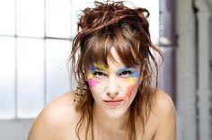 Zaz al Festival Cruïlla Barcelona Barcelona 2014, Beautiful Person, Her Music, Pop, Love Her, Eye Candy, Youtube, Hair Cuts, Dreadlocks