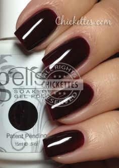 Black cherry berry-gelish
