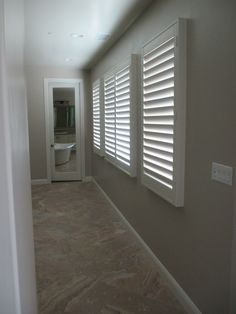 Interior Plantation Shutters Of Bakers Ranch, California. Did You Just Move  Into The Baker Ranch Community In Lake Forest?