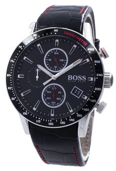 f938d205210e Hugo Boss Rafale Chronograph Tachymeter Quartz 1513390 Men s Watch