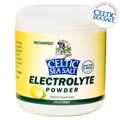 Celtic Sea Salt ® Electrolyte Powder 4.2 oz