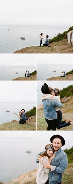 20 of the best surprise holiday proposal photos ever (and what to expect for your own proposal!) - Wedding Party
