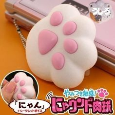 #pink #catclaw #white