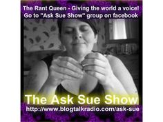 Ask Sue Show - Remove Chris Royal From Iredell County etc. by Ask Sue Together We Stand, Manic Monday, United We Stand, Internet Radio, Call To Action, Joy And Happiness, I Care, We The People, Social Networks