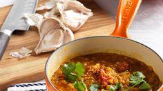 Lentil Soup w/ Chia Seeds