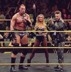 Big Cass, Carmella and Enzo should be on the main roster