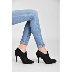 Členkové topánky do špičky 8872B