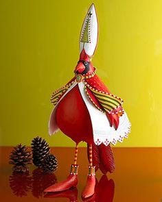 Krinkles Cardinal Display Sale!: Krinkles Cardinal Display Figure. 30