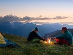 Where are the best places to go camping in California? Look no further! #bigsur…