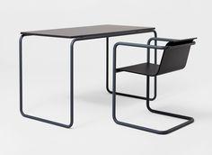 The Bauhaus: #itsalldesign Konstantin Grcic, Pipe table and chair, 2009