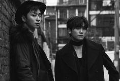 Park Seo Joon & Park Hyung Sik