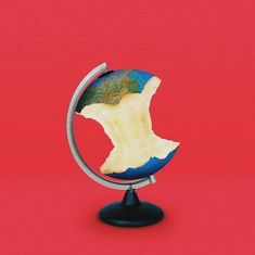 apple, red, and world image