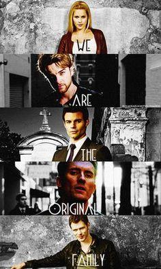 The Original Siblings - the-originals Fan Art