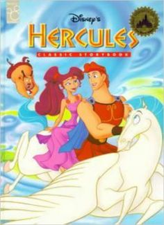 Disney's Hercules: Classic Storybook (The Mouse Works Classics Collection): Lisa Ann Marsoli, Judith Holmes Clark, Denise Shimabukuro, Scott Tilley: 0780009005182: Amazon.com: Books