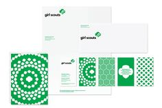 Girl Scout Branding (includes downloadable graphics)