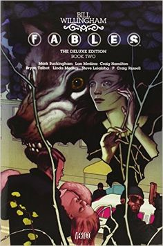 Amazon.com: Fables: The Deluxe Edition Book Two (9781401228798): Bill Willingham, Various: Books