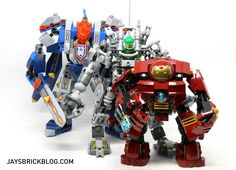 lego mechs - Google Search