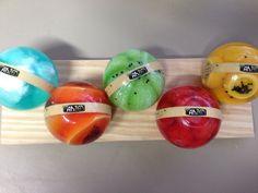 Ref: F001 | Esferas de Frutas - Diversos modelos