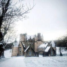 Castle Fraser, Kemnay, Aberdeenshire, Scotland