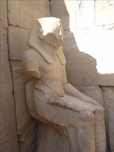 Luxor, Egypt, Karnak Temple, 1290 BC