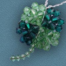 A beautiful lucky charm for St. Patrick's Day.