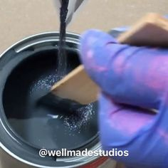 Wellmade Studios (@wellmadestudios) • Instagram photos and videos Glitter Paint Additive, Glitter Paint For Walls, Diy Wall Painting, Studios, Photo And Video, Videos, Projects, Photos, Instagram