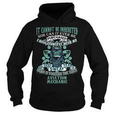 I Love AVIATION MECHANIC T-Shirts