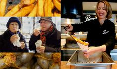 I love Pomms!!! The best 100% organic fried fries in Rotterdam. Try out their 'kroket' too - it's delicious!