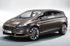 Ford S-Max Concept #concept #car #ford