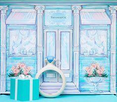 Акварельная витрина бутика Tiffany - именно такой мы увидели фотозону для этой невероятной свадьбы💍 #флористика #оформлениесвадьбы #свадьба #декорнапраздник #оформлениепрезидиума #арендадекора #арендатекстиля #bride #bridelbouquet #bouquet #decor #wedding #weddingdecor #moscow #стильнаясвадьба