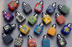 Gifts - Polymer Clay Miniature Shaker Sets