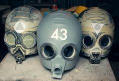 Apocalypse helmets