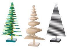 Contemporary Christmas Tree acrylic-christmas-trees | modern christmas trees, christmas trees