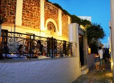 Santorini restaurant