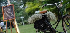 Decoração personalizada caseme | Foto de decoração: Tathi Carvalho