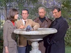 Get Smart: Season 3, Episode 22 Spy, Spy, Birdie (9 Mar. 1968) Barbara Feldon, Agent 99, Don Adams, Maxwell Smart, Bernie Kopell , Siegfried , King Moody , Starker ,