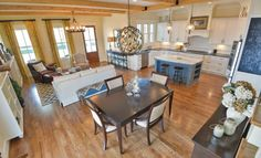 Kentucky Cottage with modern farmhouse style, great open floor plan, all you need.