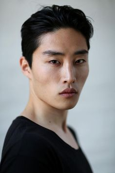Ryu Wankyu - DNA Models Men F/W 15 Polaroids/Portraits (Polaroids/Digitals)