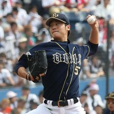 オリ山田2勝目 サブローから3三振「投げられて光栄」 ― スポニチ Sponichi Annex 野球