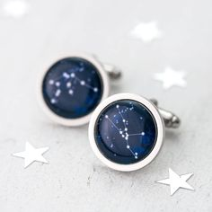 Are you interested in our Personalised Zodiac Constellation Cufflinks? With our Birthday Gift you need look no further.