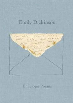 Envelope Poems; Hardcover; Author - Emily Dickinson