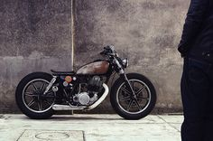 Yamaha SR500 by Philippe Lagente http://goodhal.blogspot.com