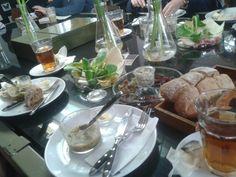 Lovely lunch @ Lof der Zoetheid, Rotterdam
