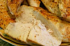 Moist, Juicy and Flavorful Boneless Skinless Chicken Breasts: Fast & Easy!