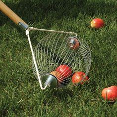 Garden Grabber Pro Lawn And Garden Rake W Locking Handle