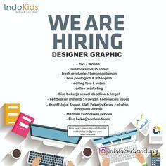 Lowongan Kerja IndoKids Baby & Kids Mart Bandung April 2018